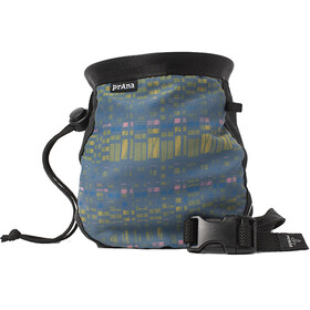 Prana Graphic Chalk Bag, zwart/grijs